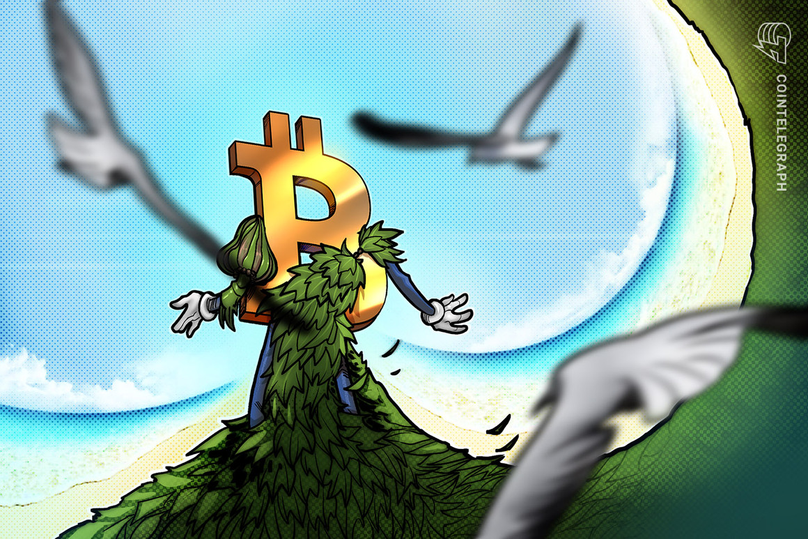 Renewably sourced Bitcoin may ensure a clean energy future