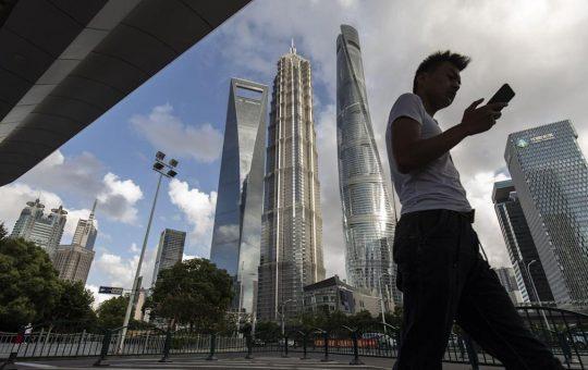 Asian Stocks Mixed as Data Show Delta Sapped China: Markets Wrap